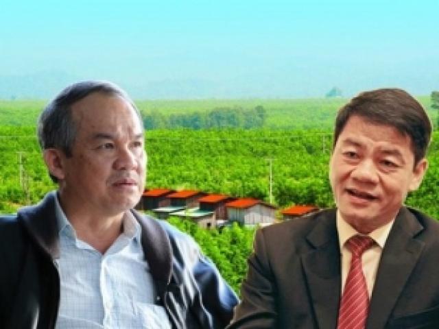 """Bắt tay bầu Đức, đại gia Thaco Trần Bá Dương dự định biến nông nghiệp thành """"mỏ vàng"""""""