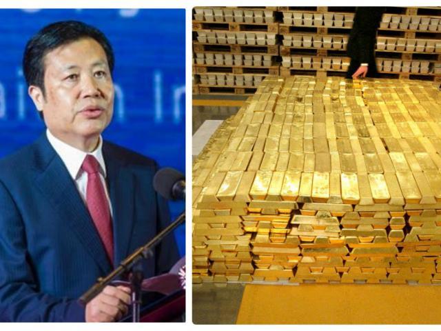 Con đường thăng tiến và thủ đoạn của quan tham Trung Quốc có 13,5 tấn vàng trong hầm bí mật