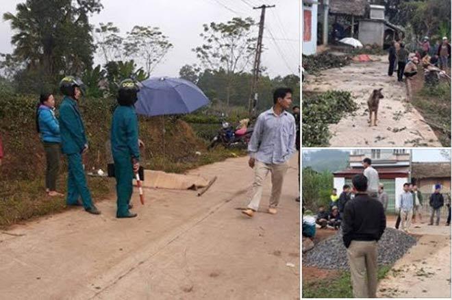 Thảm án kinh hoàng ít nhất 5 người tử vong ở Thái Nguyên - 1