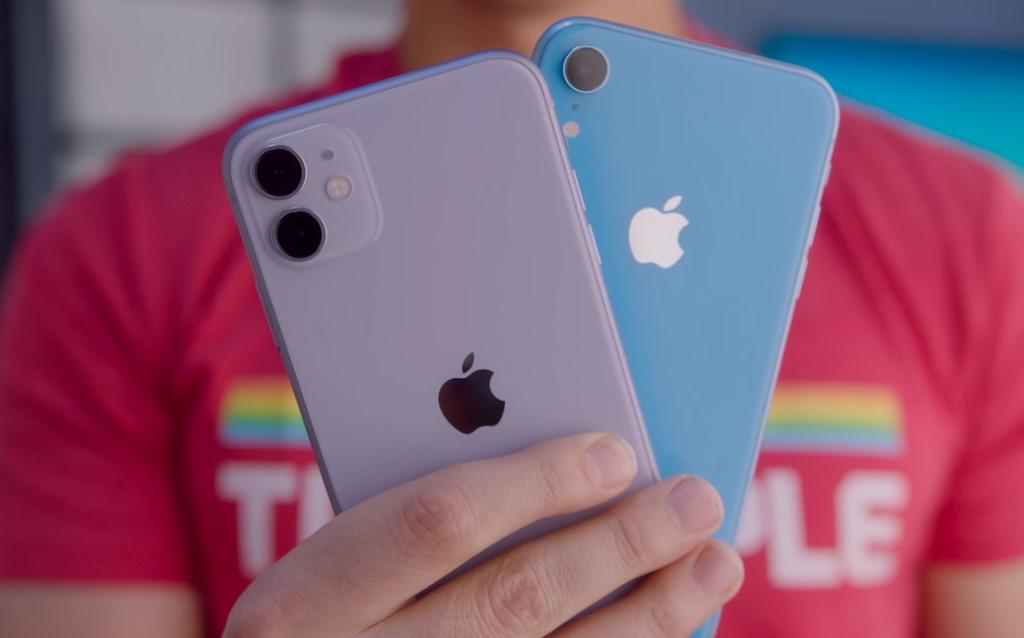 Nên mua iPhone 11 lock hay iPhone XR khi đang có giá ngang nhau? - 1