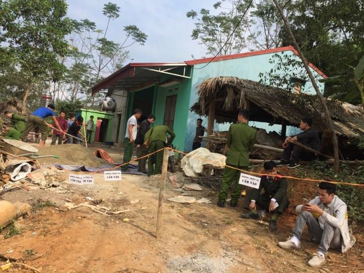 Thảm án 5 người chết ở Thái Nguyên: Nghi phạm từng dọa tự tử vì vợ không cho tiền - 1
