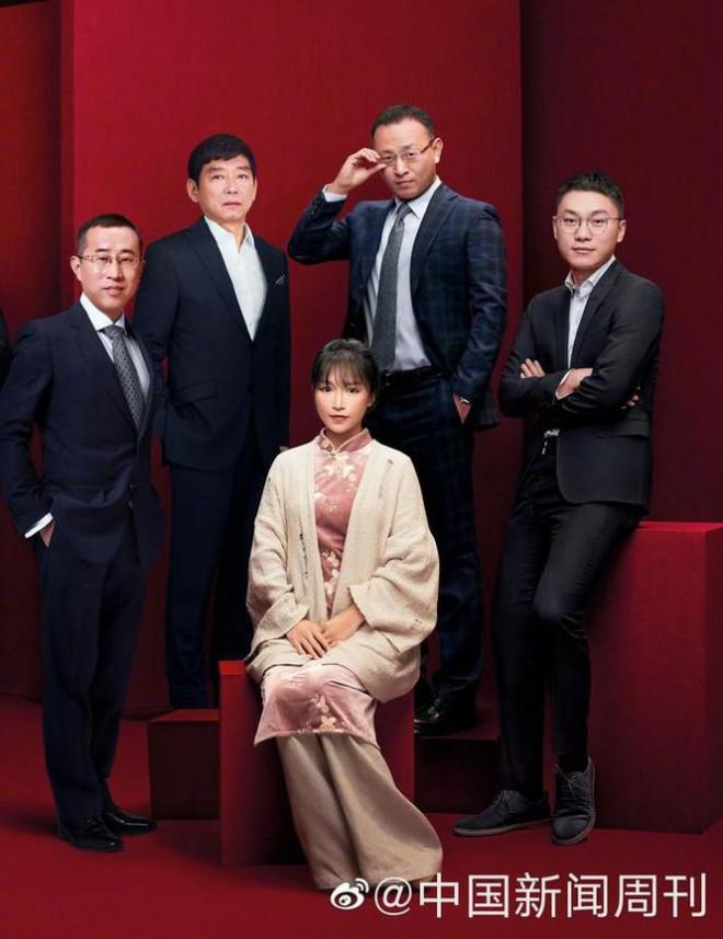 """""""Tiên nữ đồng quê"""" lọt top 15 người ảnh hưởng nhất Trung Quốc là ai? - 1"""