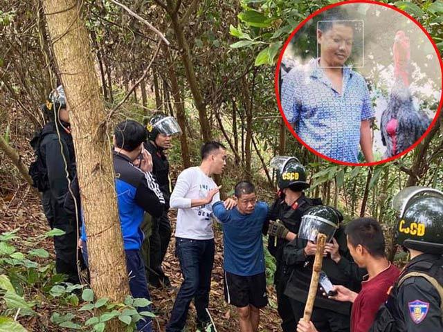 Pháp luật - Hành trình truy bắt hung thủ chém 5 người tử vong ở Thái Nguyên