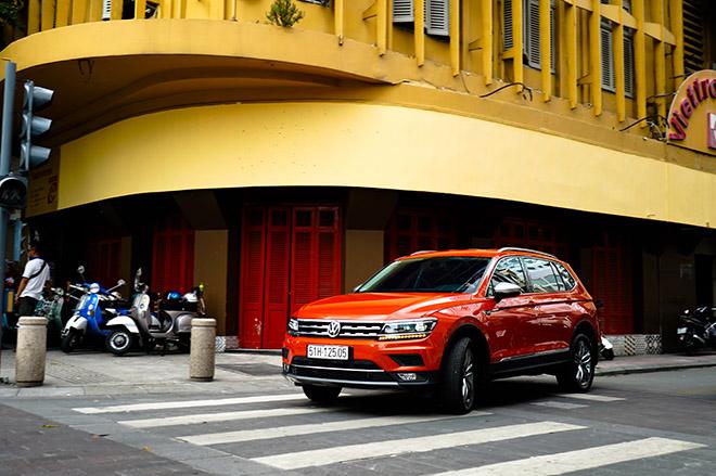 Volkswagen tặng 100% phí trước bạ cho dòng xe Tiguan Highline - 1