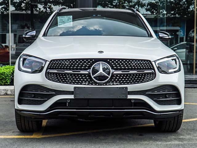 Chi tiết Mercedes-Benz GLC 300 phiên bản nâng cấp mới tại nhà máy