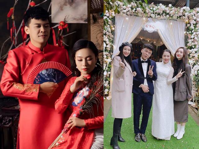 """Đời sống Showbiz - Trung Ruồi lên xe hoa, dàn diễn viên """"Loa phường"""" sau 3 năm có dịp tái ngộ"""