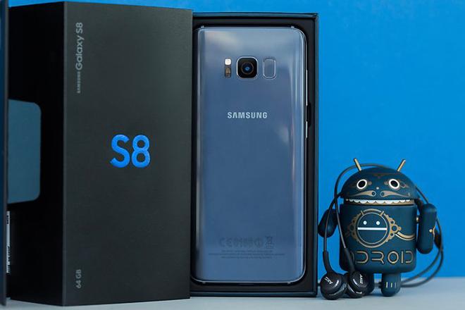 Vì sao Galaxy S8 vẫn là smartphone đáng mua đầu năm mới? - 1