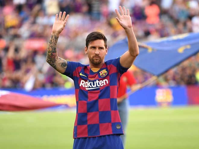 """Messi & cú sốc cho Barca: """"Đi đêm"""" với Man City, tái hợp HLV Pep Guardiola - 1"""