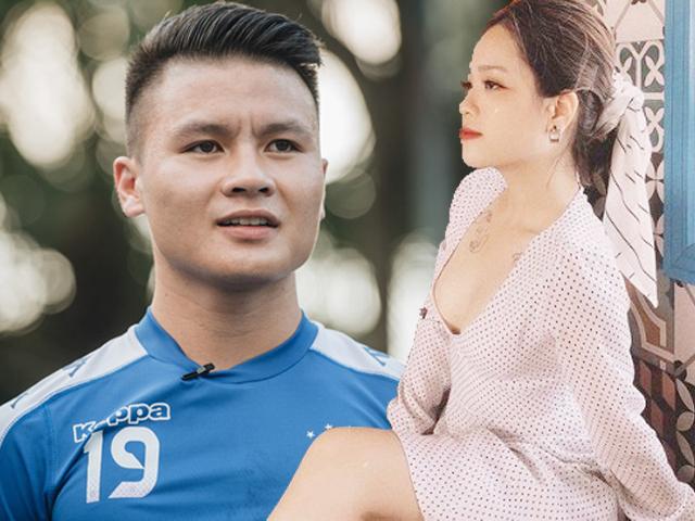 """""""Bạn gái mới"""" của Quang Hải bị soi hình xăm giống tình cũ Công Phượng - 1"""