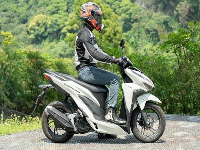 Đánh giá toàn diện Honda Vario 150, xe ga nhập khẩu hấp dẫn