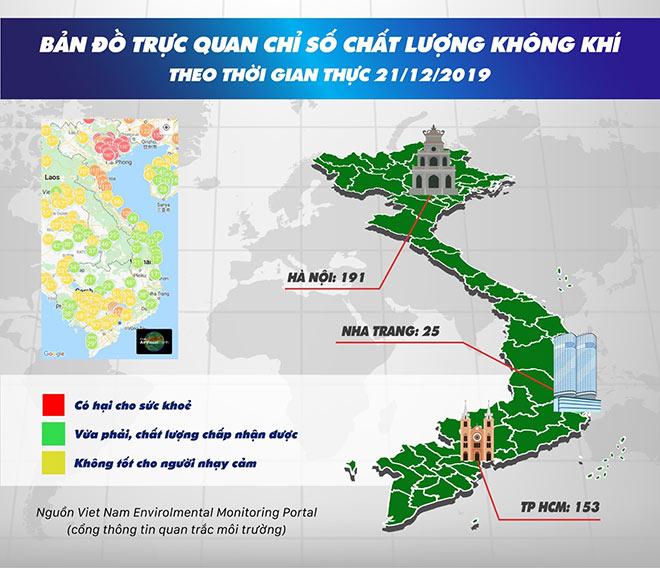 Phát ghen vì chất lượng không khí tuyệt vời của Nha Trang - 1
