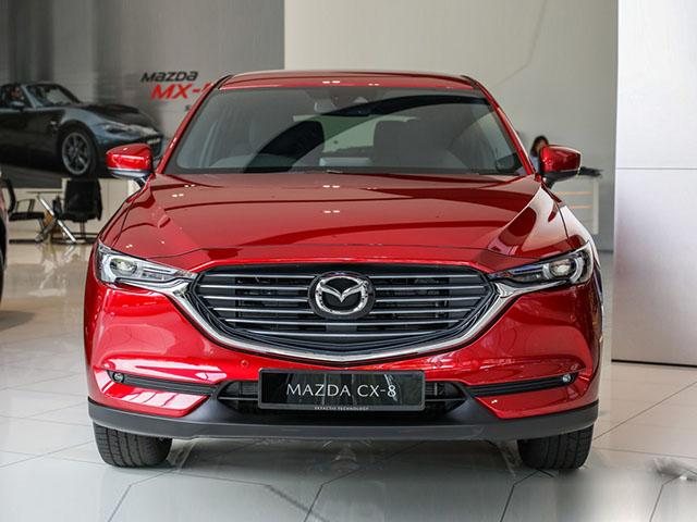 Mazda CX-8 ra mắt tại Malaysia, giá từ 1,01 tỷ đồng