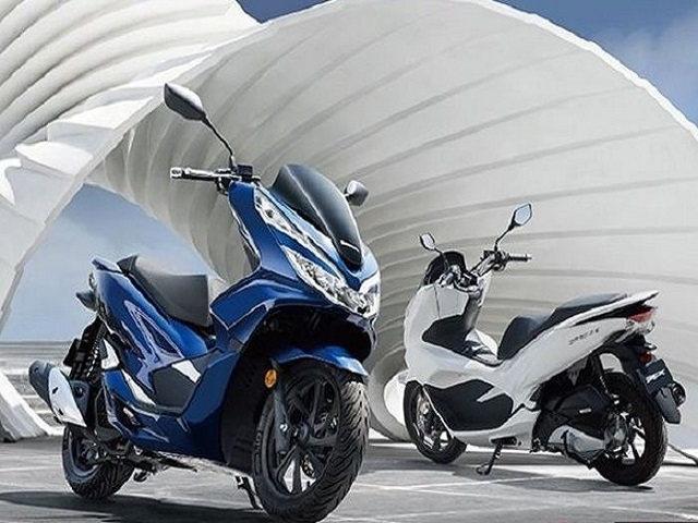 """Honda """"bí mật"""" chuẩn bị PCX 157 cc 4 van mới, quyết """"đo ván"""" Yamaha Nmax"""