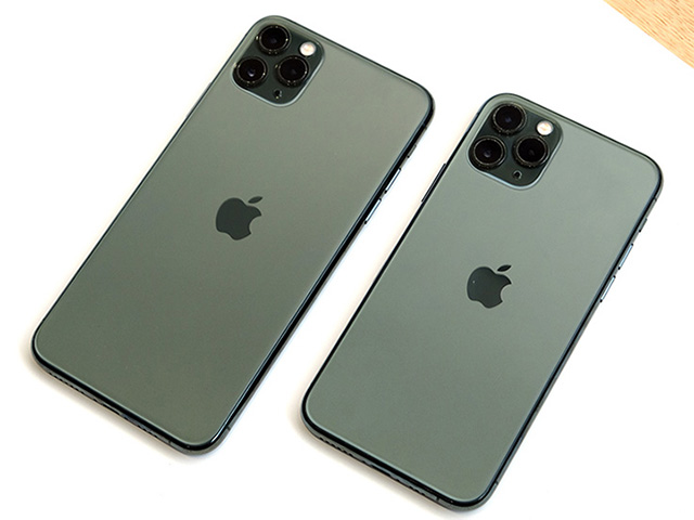 Sắm dế xịn chơi Xuân, đâu chỉ riêng iPhone 11?