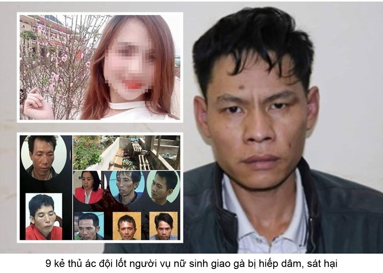 Nữ sinh giao gà bị cưỡng bức, sát hại và những thảm án gây chấn động năm 2019 - 2