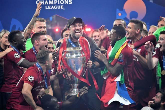 Liverpool thống trị Ngoại hạng Anh: Châu Âu phát cuồng vì Klopp - 1