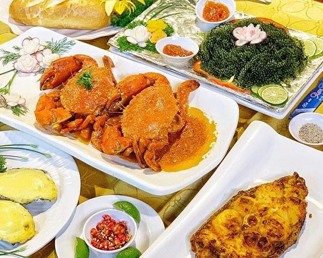 Những nhà hàng hải sản hút khách bạn nên đến ở Quận 3 Sài Gòn - 1