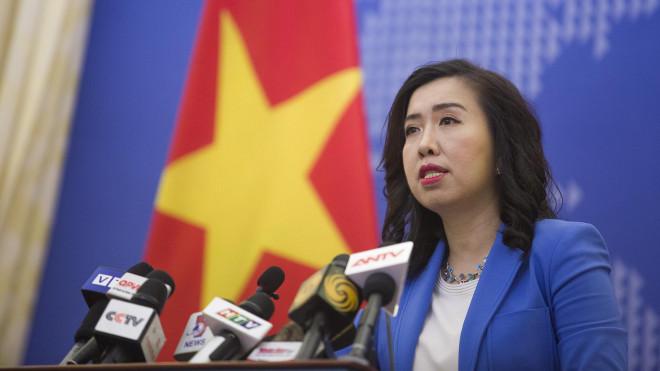 Việt Nam nêu quan điểm về công hàm Biển Đông của Anh, Pháp, Đức - 1