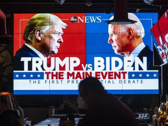 Người Trung Quốc nghĩ gì về cuộc tranh luận hỗn loạn giữa ông Trump và Biden?