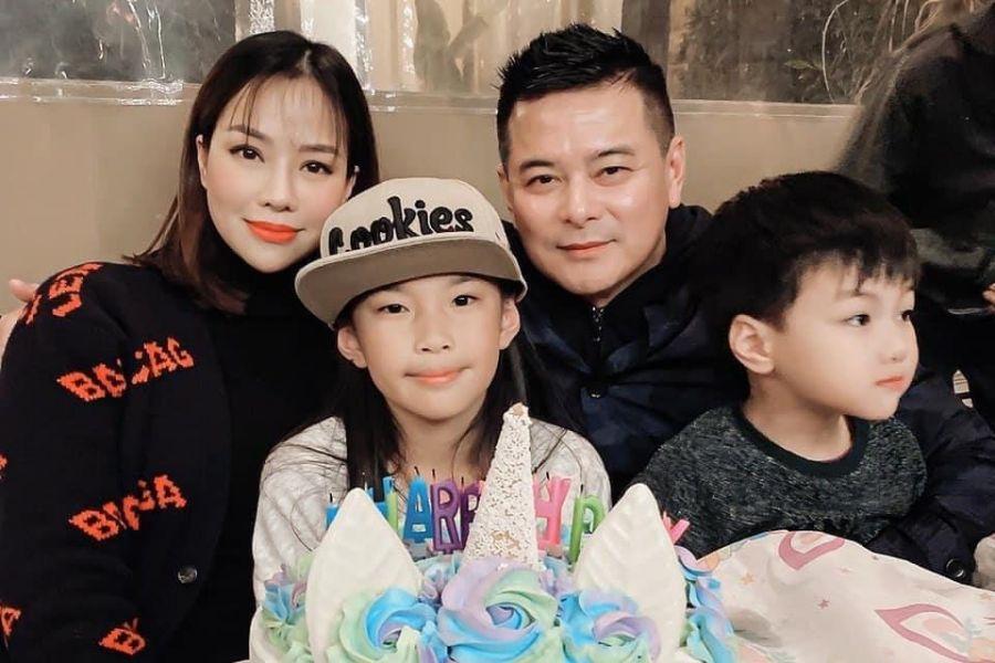 Người mẫu Đào Lan Phương lần đầu chia sẻ về cuộc sống hôn nhân với con trai tỷ phú Hoàng Kiều - 4