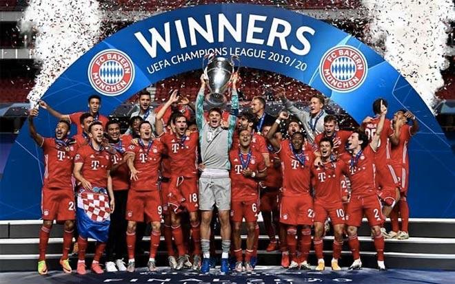 """Hôm nay bốc thăm chia bảng Cúp C1: MU đợi """"bảng tử thần"""", Bayern chờ giông bão - 1"""