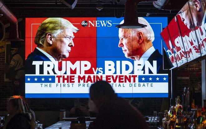 Người Trung Quốc nghĩ gì về cuộc tranh luận hỗn loạn giữa ông Trump và Biden? - 1
