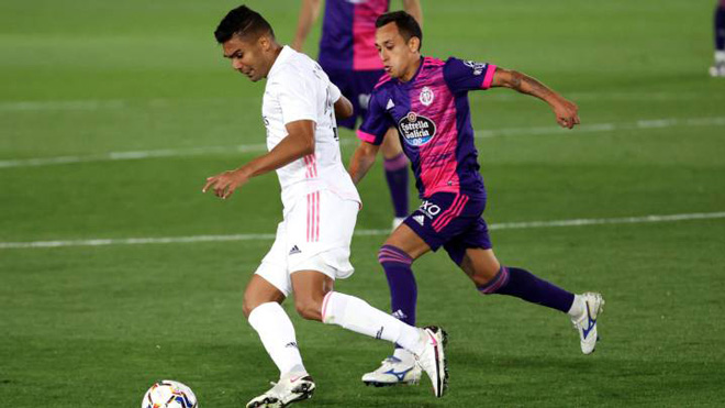 Video highlight trận Real Madrid - Valladolid: Sức ép nghẹt thở, tỷ số ngỡ ngàng - 1