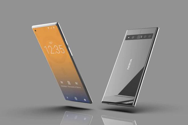 Nokia N trở lại với thiết kế tuyệt hảo - 1