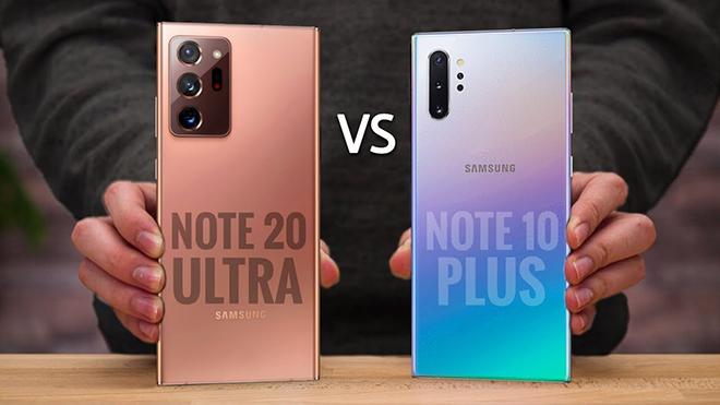 Có nên mua Galaxy Note 10+ khi chỉ bằng nửa giá Note 20 Ultra? - 1