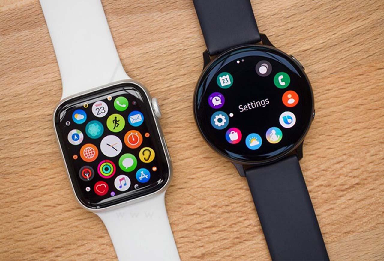 Galaxy Watch 3 vs Apple Watch Series 5: Đâu là sự lựa chọn tuyệt nhất cho bạn? - 1