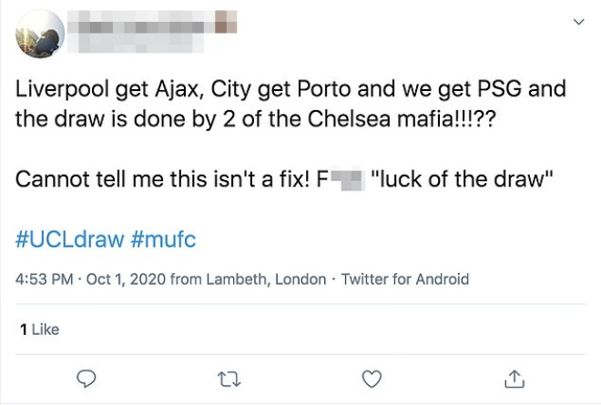 """MU vào bảng """"tử thần"""" cúp C1 đấu PSG: Triệu fan bức xúc tố UEFA dàn xếp - 2"""