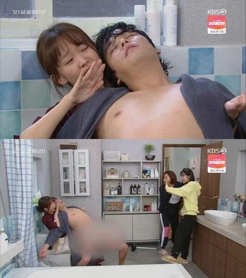Những cảnh phim bị tuýt còi trên màn ảnh Hàn khiến khán giả đỏ mặt - 1
