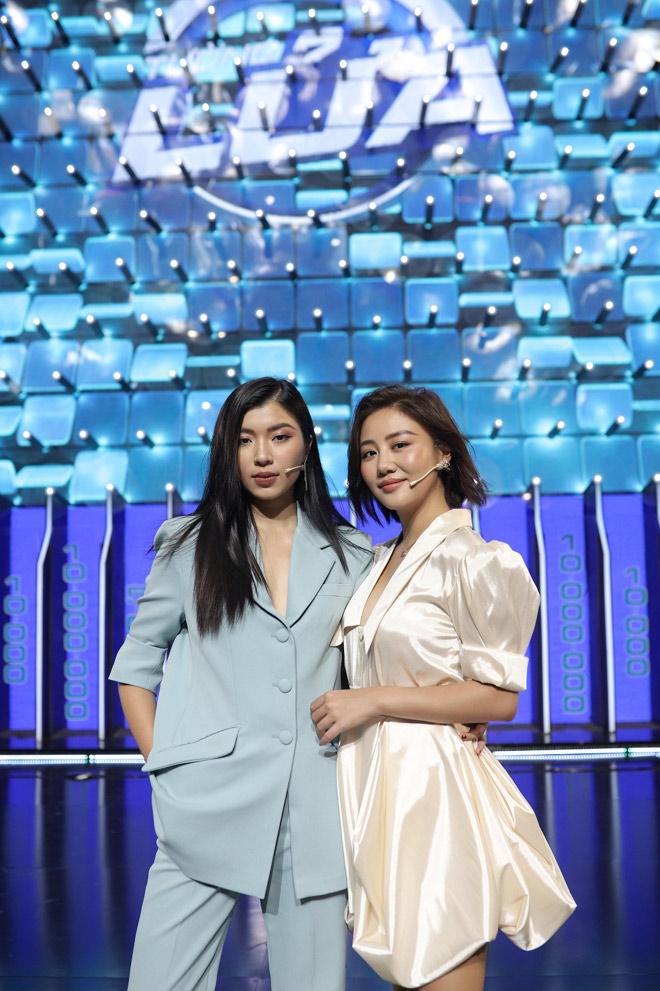 Văn Mai Hương khóc nức nở khi thi game show - 1