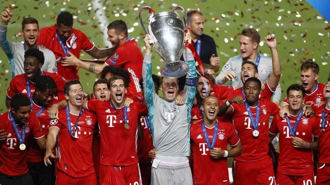 Đỉnh cao Cúp C1: Nhà cái gọi tên Bayern, 4 đại gia Anh số phận ra sao? - 1