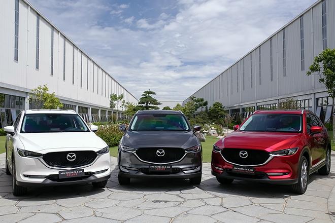 Giá lăn bánh xe Mazda CX-5 mới nhất tháng 10/2020 - 1