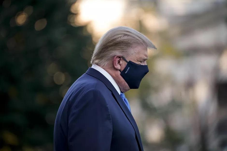 Ông Trump mắc Covid-19: Chấp nhận dùng thuốc đang thử nghiệm? - 1