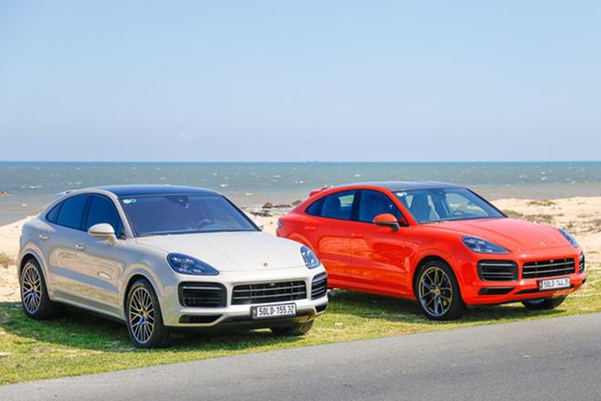 Cận cảnh Porsche Cayenne Coupe - SUV thể thao thuần chất giá hơn 5 tỷ - 1
