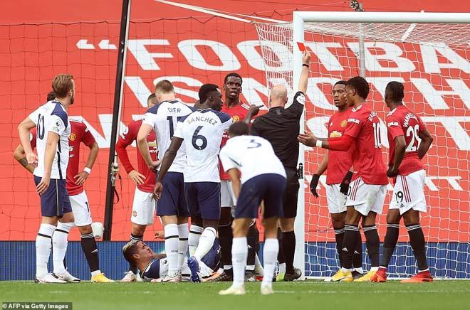 Khẩu chiến MU - Tottenham: Solskjaer đòi đuổi Lamela, Mourinho đáp trả cực gắt - 1