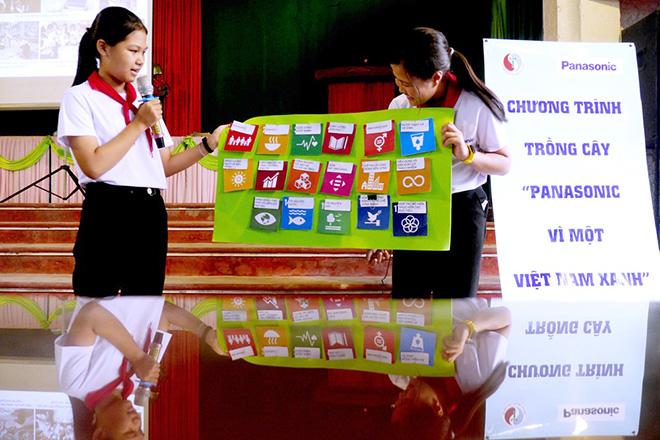 Panasonic tiếp nối hành trình vì một Việt Nam xanh - 1