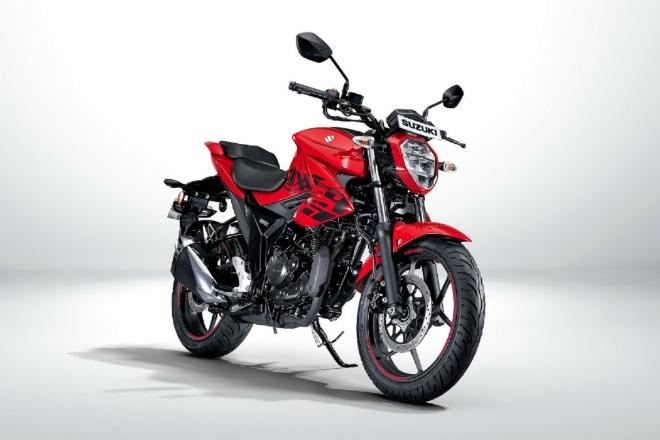 Suzuki Gixxer thêm màu mới, sẵn sàng cho mùa lễ hội - 1