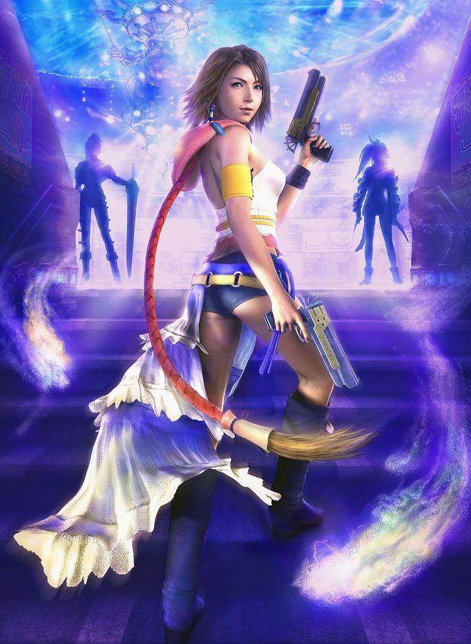 Những đôi chân siêu gợi cảm của các nhân vật nữ trong game - 1