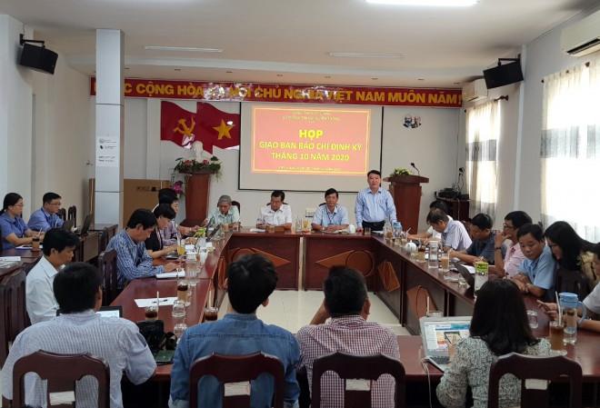 Ông Nguyễn Thanh Nghị vẫn điều hành Đại hội Đảng bộ tỉnh Kiên Giang - 1