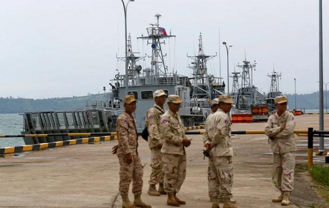 Campuchia lên tiếng về nghi vấn phá dỡ cơ sở quân sự Mỹ vì Trung Quốc - 1