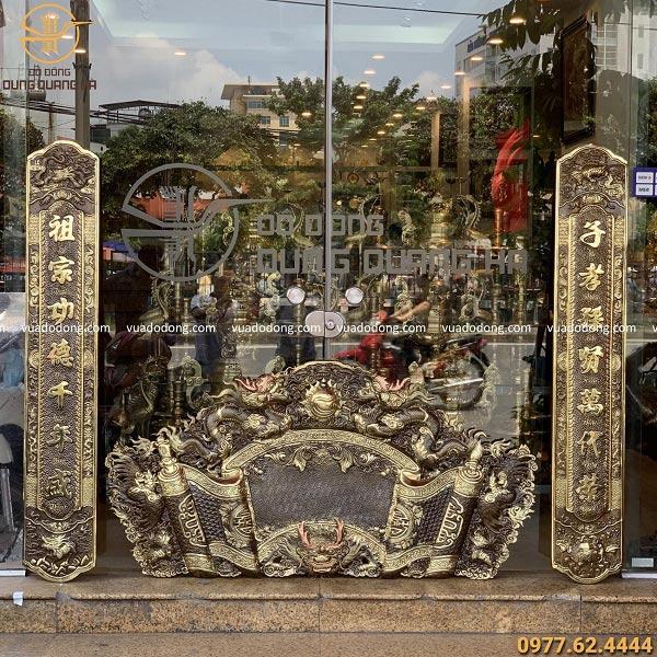 Đồ đồng Dung Quang Hà khai trương hồng phát - Mở gói quà tặng lớn nhất trong năm - 1