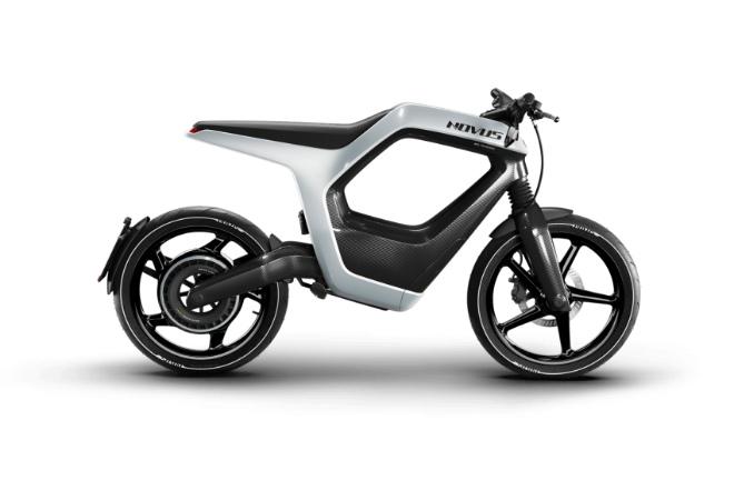 Xe điện 2020 Novus đạt vận tốc 120 km/h, giá 1,2 tỷ đồng - 1