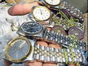 Sự thật chuyện đồng hồ cao cấp giảm giá tới 90%
