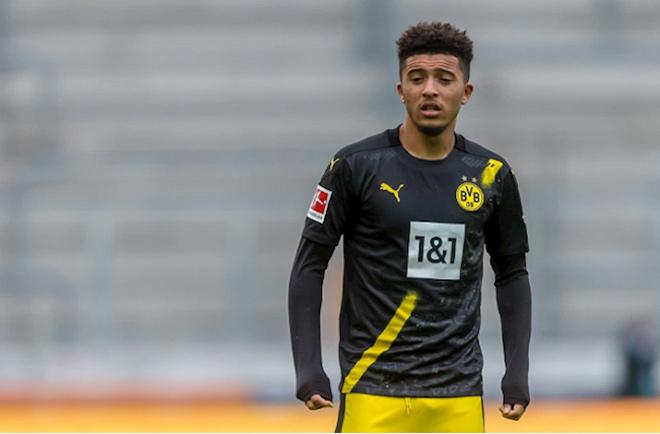 """Sancho nổi loạn bị MU """"bùng kèo"""": Nhận """"đòn trừng phạt"""" từ Dortmund - 1"""