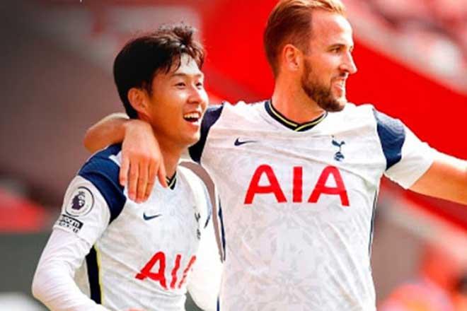 Kane & Son Heung Min phong độ hủy diệt: Tottenham thêm Bale là đủ vô địch? - 1