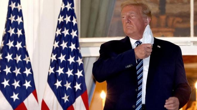 Giáo sư Trung Quốc: Canh bạc lớn của Trump sẽ không kết thúc tốt đẹp - 1