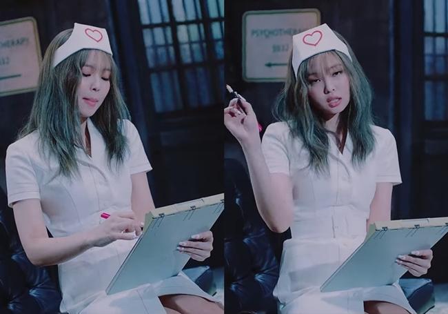 Mới đây, Công đoàn Y tế Hàn Quốc đã lên tiếng về trang phục y tá của Jennie (Black Pink) cho rằng đây là hành động xúc phạm nhân viên y tế, mang hướng gợi cảm hóa.